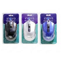 Mouse com fio Inova MOU-6936 -