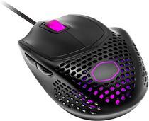 Mouse Gamer Cooler Master MM720 Preto Mate RGB Ultraleve Sensor Pixart PMW3389 - MM-720-KKOL1 -