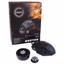 Mouse Gamer Dazz Griffon 4.000 DPI -