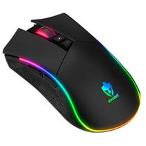 Mouse Gamer Evolut Skadi RGB LED EG-106 4800DPI Programável -