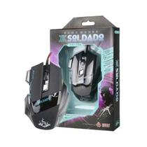 Mouse Gamer GM-700 USB 7D Extreme Infokit - X-Soldado -