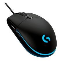Mouse Gamer Logitech G203 Lightsync 8000Dpi Preto 910-005790 -