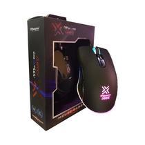 Mouse Gamer Óptico 3200 Dpi Rgb 7 botões USB - Maxxtro