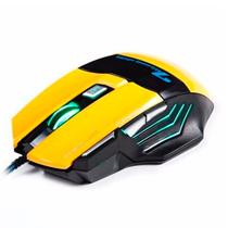 Mouse gamer para jogo 2400 dpi 7 botões - Feir