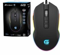 Mouse Gamer PRO M3 RGB Preto Fortrek -