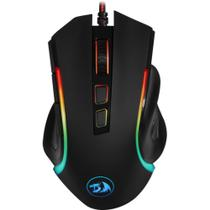 Mouse Gamer Redragon 7200DPI RGB Griffin M607 -
