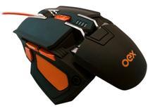 Mouse Gamer Sensor Óptico 5200dpi OEX - Cyber MS306