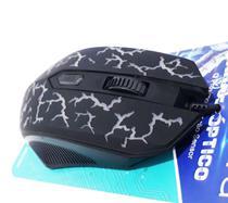 Mouse Óptico Com Fio Inova Mou-6911 - Preto -