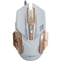 Mouse Óptico Gamer com fio - Inova