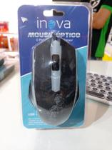 Mouse Optico Inova MOU-7097 USB -
