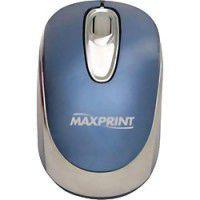 Mouse optico maxprint usb azul 60274-0 -
