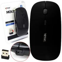 Mouse Optico Sem Fio Wireless 2.4ghz  G21 Knup Preto -