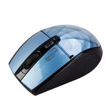 Mouse Óptico Wireless 1600dpi Azul Diamond Newlink - Csl Importadora Ltda