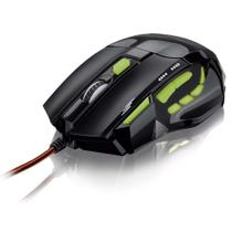 Mouse Optico Xgamer Multilaser Fire Button Usb 2400Dpi - MO208 -