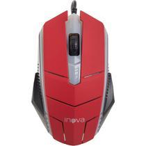 Mouse Ótico com LED - Inova