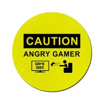 Mouse pad angry gamer - Nerderia