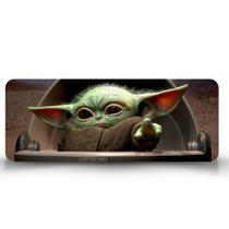 Mouse Pad Gamer Baby Yoda - Império da Impressão