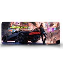 Mouse Pad Gamer Cyberpunk 2077 Keanu Reeves - Império Da Impressão