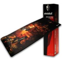 Mouse Pad Gamer EG-402 RD - Evolut -