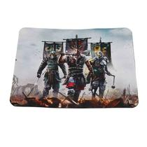 Mouse Pad Gamer Emborrachado  Pequeno Exbom For Honor