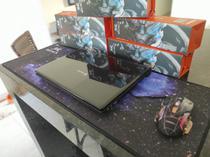 Mouse Pad Gamer Extra Grande 80cmX30cmX3mm - Relog'S