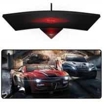 Mouse Pad Gamer Extra Grande Barato 90x40cm Speed Estampa Need For Speed Mousepad Exbom MP-9040A07