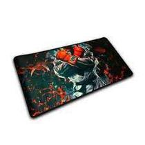 Mouse Pad Gamer Extra Grande Exbom Mp-7035 700 X 350 X 3 Mm -