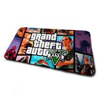 Mouse Pad Gamer GTA 5 - Império Da Impressão