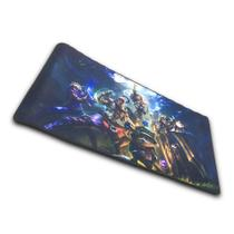 Mouse Pad Gamer League Of Legends Antiderrapante - Extra Grande 70x35x3 - Galviani