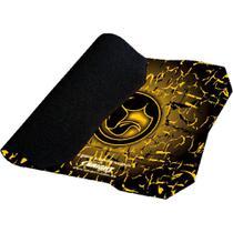 Mouse pad gamer preto/amarelo 0429 bright -