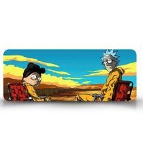 Mouse Pad Gamer Rick and Morty BB - Império da Impressão