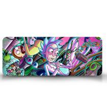 Mouse Pad Gamer Rick and Morty - Império da Impressão