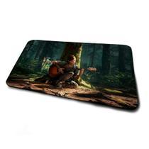 Mouse Pad Gamer The Last of Us 2 Ellie - Império Da Impressão