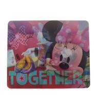 Mouse pad lenticular disney minnie together - etipel -