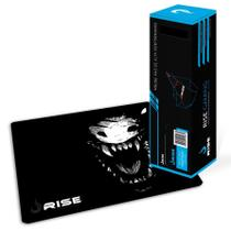 Mouse Pad Pequeno Gaming Night Beast Rise Mode Compact