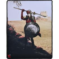Mouse pad rpg valkyrie estilo speed 400x500mm - rv40x50 - pcyes -