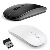 Mouse Sem Fio 2.4 Ghz Com 1600 Dpi - Wireless