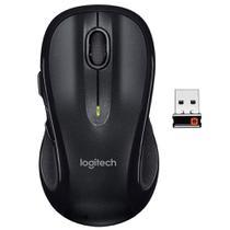 Mouse sem Fio Logitech c/ Conexão USB Preto - M510 -
