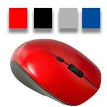 Mouse Sem fio Optico 2.4Ghz USB Computador Notebook Wifi Ultra leve mousse - WLXY