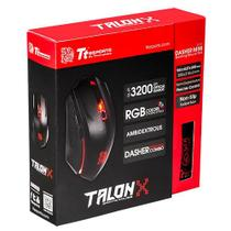 Mouse Tt Sports Talon X Optical Rgb - Thermaltake