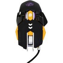 Mouse usb optico gamer thundertank dazz 62464-7 -