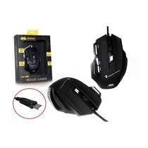 Mouse Yasin Gamer com Iluminação 20640C -