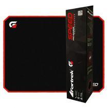 Mousepad Gamer 440x350mm Speed Mpg102 Preto Fortrek G -