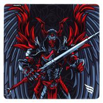 Mousepad gamer fallen angel - control grande -