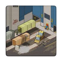 Mousepad gamer fallen train - speed large -