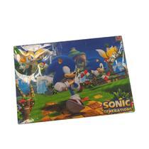 Mousepad Gamer Sonic 28X40CM - Gem