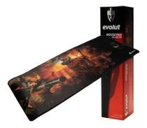 Mousepad Gamer Speed Evolut Eg-402 Red -