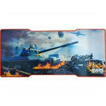 Mousepad Gamer War Tank FX-X8135 - K-mex -