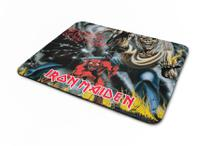 Mousepad Iron Maiden The Number Of The Beast - Artgeek