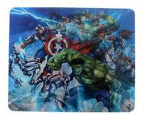 Mousepad Mouse Pad Lenticular Marvel Avangers Super Heróis Etipel -